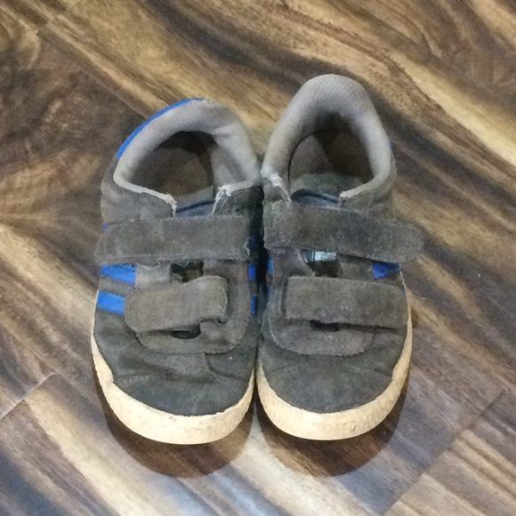Adidas Gazelle Toddler Boys Shoes Sneakers 10 88f6f517b